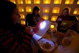 task lighting apt series the psychology of restaurant interior design part 3 lighting fohlio