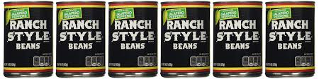 amazon com ranch style brand beans 8 15 oz cans baked beans