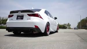 lexus is250 f sport performance tanabe medalion touring exhaust for 2014 lexus is 250 u0026 is 250 f