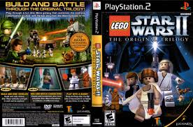 lego wars ii the original trilogy ps2 cover scan