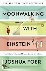 Barnes And Noble Route 3 Nj Moonwalking With Einstein The Art And Science Of Remembering