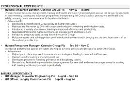 Hr Director Resume Sample by 20 Hr Director Resume Sample Top 8 Fundraising Manager