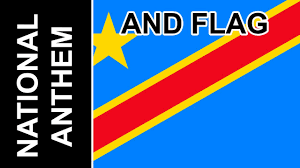 Dr Congo Flag National Anthem Of The Congo Debout Congolais Lyrics In