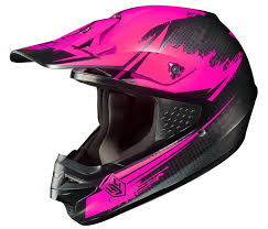 purple motocross gear amazon com hjc cs mx 2nd phase motocross helmet mc 8f x small