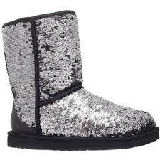 ugg glitter boots sale ugg sequin sparkle boots silver comb ugg au