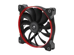 Quiet Cooling Fan For Bedroom by Corsair Air Series Af140 140mm Quiet Edition High Airflow Case Fan