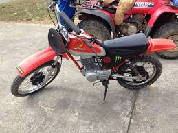honda 150 motocross bike best honda dirt bike very clean its a 83 xr 100 or 150 make a