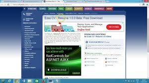 Best Resume Helper by Top 5 Free Resume Builder Best Software For Windows Video