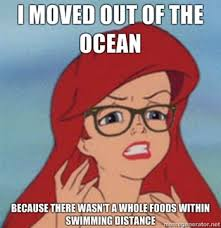 Whole Foods Meme - attack of the meme hipster ariel on food and drink