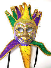 jester masquerade mask jester mask ebay