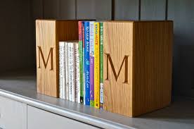 engraved bookends engraved wooden bookends with poem make me something special