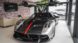 pagani huayra carbon edition 2017 pagani huayra americano review top speed