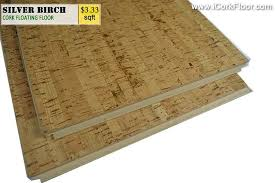 Floating Floor For Basement by Is Laminate Flooring Too Cold Get Warm Cork Flooring For Your