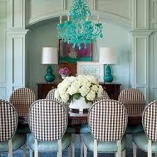 blue paneled dining room walls design ideas