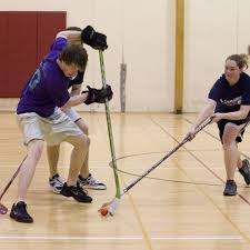 Floor Hockey Pictures by Intramurals Campus Recreation