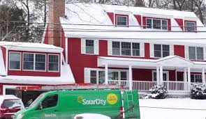 solar city how snow affects your solar power system solarcity