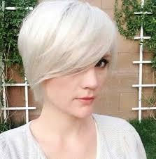 short white hair 20 short hair color trends 2014 short hairstyles 2016 2017