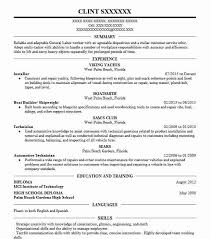 Logistics Resume Examples by 100 Marine Infantry Resume William Resume Writing Your