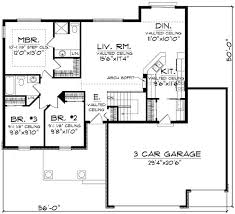 Craftsman Ranch House Plans 68 Best Home Plans Images On Pinterest Ranch House Plans House
