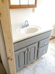 painted bathroom vanity ideas chalk paint bathroom cabinets bathroom vanity makeover with ask
