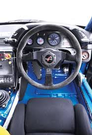 Nissan Skyline Interior Pin By Chris Hans On Racecar Cockpit Pinterest Honda Prelude