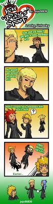 Kingdom Hearts Kink Meme - kh comic riku returns by swankyshadow deviantart com on
