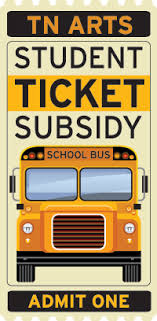 arts education student ticket subsidy sts arts education