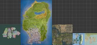 Map Size Comparison General Gta U0027s Maps Comparison Grand Theft Auto Series Gtaforums