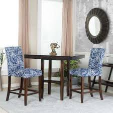 blue bar stools kitchen u0026 dining room furniture the home depot