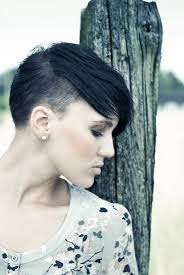 shaved undercut short hair short hair undercut hair pinterest short hair undercut