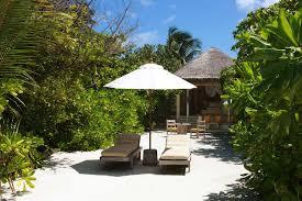 six senses laamu maldives two bedroom lagoon beach villa with pool
