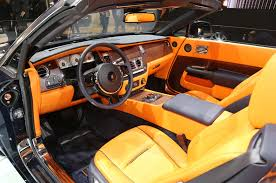 rolls royce concept car interior rolls royce dawn first look review