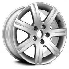 2008 audi a6 rims 2008 audi a6 replacement factory wheels rims carid com