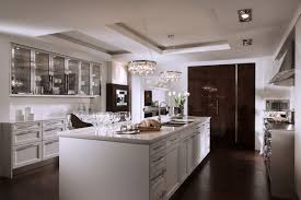 White Kitchen Cabinets With Glass Doors Kitchen High Glossy Kitchen Cabinet With Modern Sliding Glass