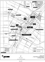 Los Angeles Convention Center Map by Table Of Contents Los Angeles Sports And Entertainment District