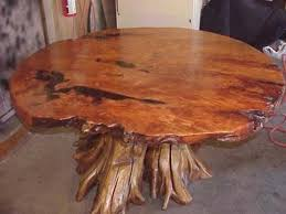 photos of end tables built out of tree branches big table of