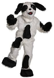 puppy dog mascot costume dog costumes for halloween