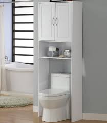 Storage Tower Bathroom by Home Design White Wood Bathroom Cabinet Portable Storage Over