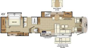 Front Living Room 5th Wheel Floor Plans 2018 Cornerstone Luxury Class A Mortorhome Entegra Coach