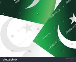 Oakistan Flag Abstract Background Pakistan Flag Stock Vector 34917073 Shutterstock