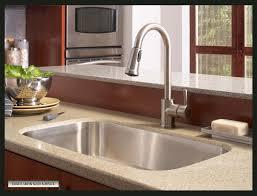 Undermount Sink In Butcher Block Countertop by Kitchen Undermount Sink Stainless Undercounter Sink Double