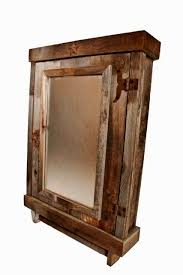 rustic medicine cabinet with mirror 11 gallery image and wallpaper
