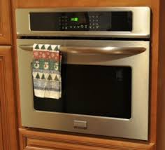 Double Wall Oven Cabinet Frigidaire Gallery Wall Oven Review Model Fgew3065kf Made By