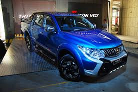 adventure mitsubishi 2017 launched mitsubishi triton with new mivec diesel engine