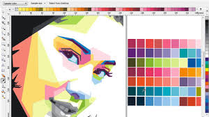 tutorial wpap photoshop 7 tutorial proses color dian sastro make wpap youtube