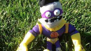 plants vs zombies plush four bosses at the gallop