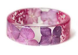 handmade flower bracelet images Handmade resin bracelets freeze your favourite flowers and plants jpg