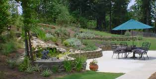 Retaining Wall Patio Design Retaining Walls