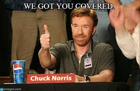 We Got This Meme - we got you covered chuck norris approves meme on memegen