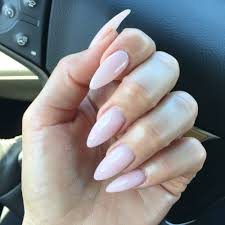 the usual amazing work by brian ballerina coffin nails in opi